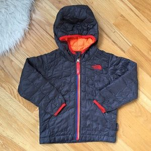 NorthFace Thermoball Eco Hoodie Kangaroo Pocket